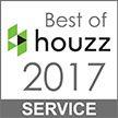 Best of Houzz Service Award 2017
