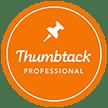 Thumbtack Professional logo