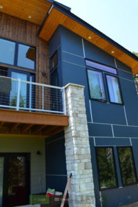 Evergreen home detailed view