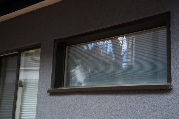 Boulder Chautauqua window view
